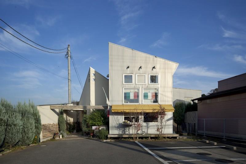 レストラン  ダ・フィオーレ (西側外観)