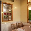 レストラン  ダ・フィオーレの写真 店舗内部