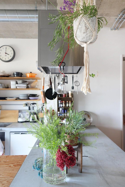 nu(エヌ・ユー)リノベーション「家族団欒は、キッチンで」