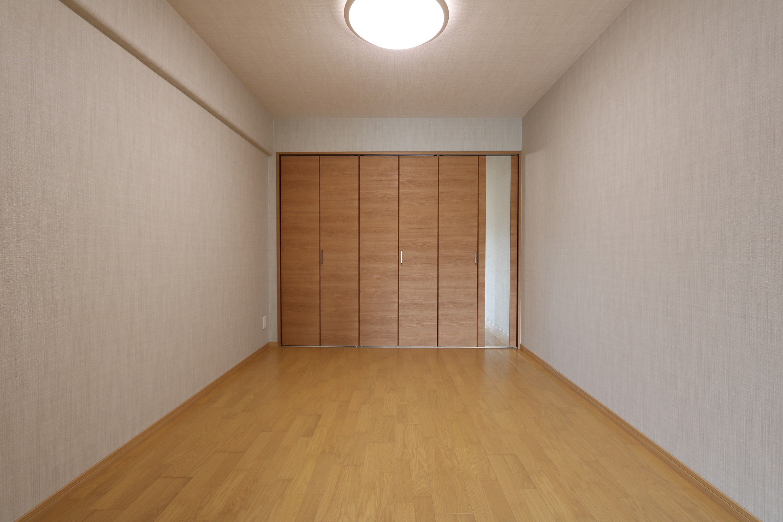 ベッドルーム事例:寝室(唯一無二のリノベーション CASE. 9)