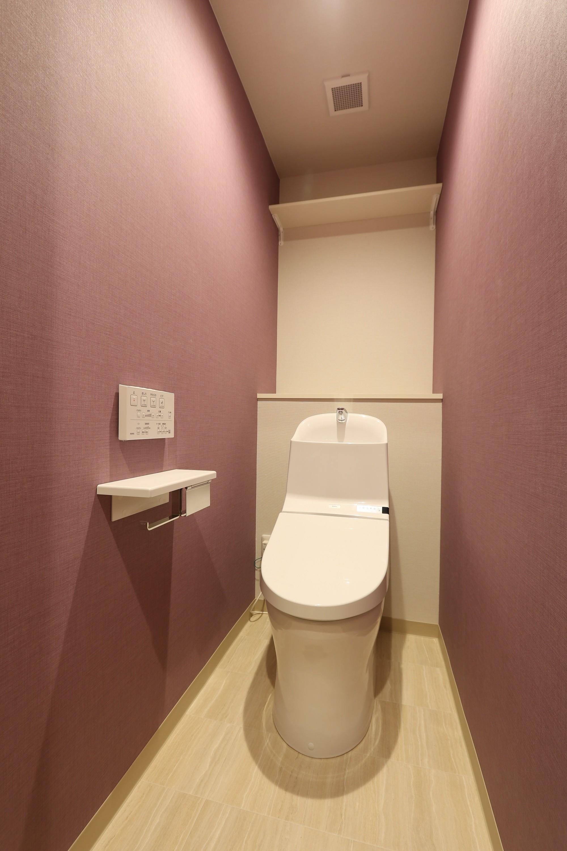 バス/トイレ事例:トイレ(唯一無二のリノベーション CASE. 9)