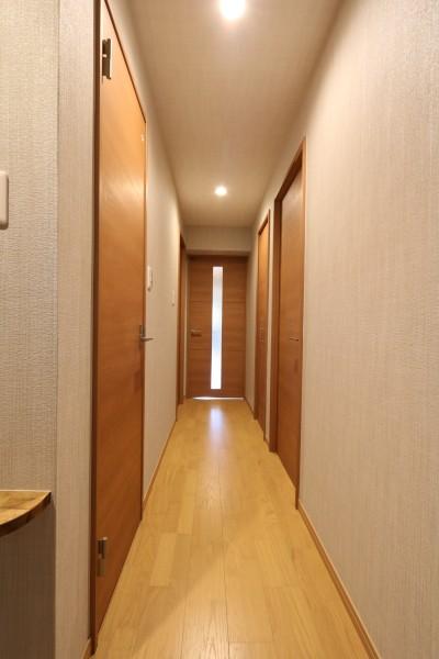 廊下 (唯一無二のリノベーション CASE. 9)