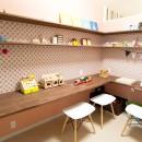自分たちらしい住まいを求め、少しずつの変化を楽しむ住まいの写真 子ども部屋