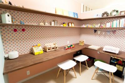子ども部屋 (自分たちらしい住まいを求め、少しずつの変化を楽しむ住まい)