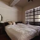 時の流れを感じ、これからを楽しむの写真 寝室