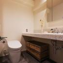 時の流れを感じ、これからを楽しむの写真 トイレ
