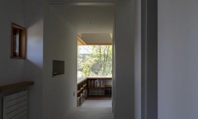 おおたかの森の家 (玄関)