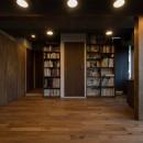 カグ ノ モリの写真 書斎スペース