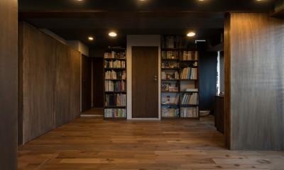 書斎スペース|カグ ノ モリ