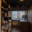 カグ ノ モリの写真 書斎