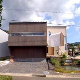 綾部ランチハウス (外観)