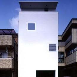 生野東ヴェンテッドハウス (外観)