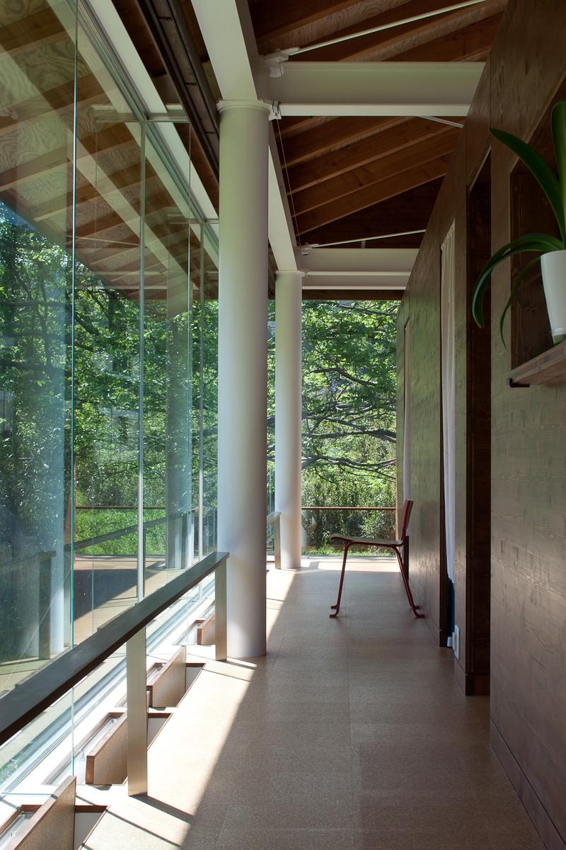 建築家:森 大樹/小埜勝久「都幾川縁りのハイブリッド・ハウス/Onさんの家」