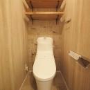 インダストリアルの風合いの写真 トイレ