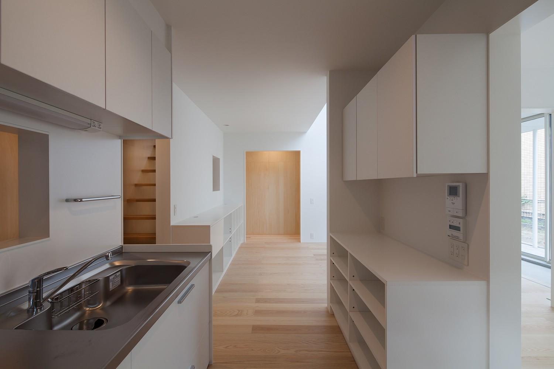 キッチン事例:キッチン(桜の住宅)
