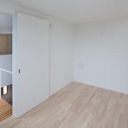 桜の住宅 (子供部屋1)