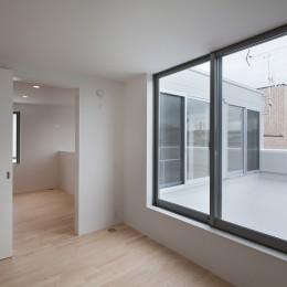 桜の住宅 (子供部屋2)