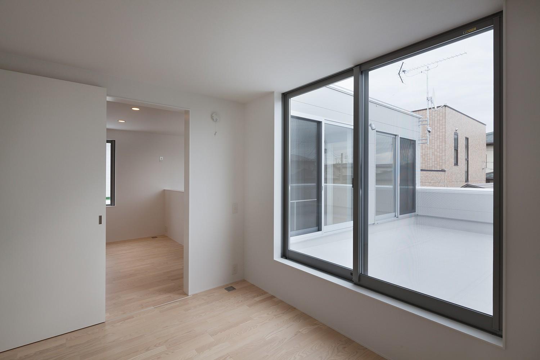 子供部屋事例:子供部屋2(桜の住宅)