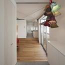 高松の平屋の写真 玄関土間