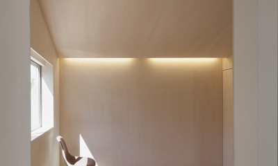 高松の平屋 (寝室2)