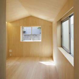 高松の平屋 (寝室1)