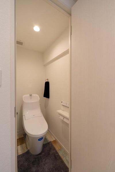 トイレ (仕事のためのベースキャンプ)