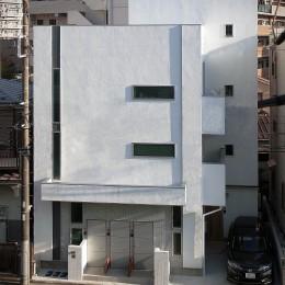 賃貸併用住宅 神奈川 (遠景)