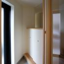 北大和の家の写真 玄関