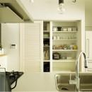 インテリックス空間設計の住宅事例「背伸びしない現実の暮らしに即しつつも、夢と遊び心はしっかりと取り入れて。」