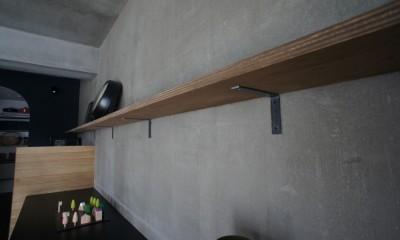 高槻のマンションリフォーム (金物)