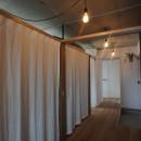 高槻のマンションリフォームの写真 廊下