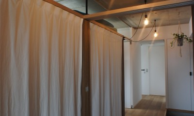 高槻のマンションリフォーム (廊下)