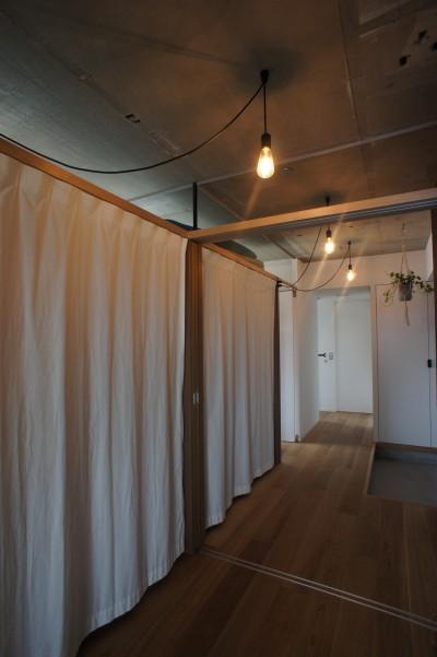 廊下 (高槻のマンションリフォーム)