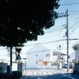 山手町の家 (外観)