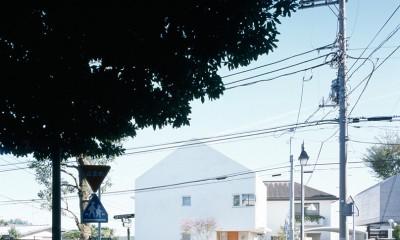 山手町の家