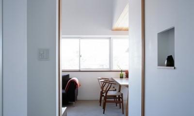 山手町の家 (廊下)