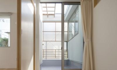 善福寺の2世帯住宅/Yoさんの家 (ホール)