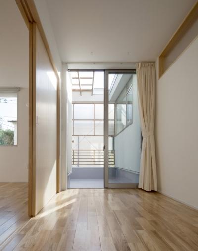 ホール (善福寺の2世帯住宅/Yoさんの家)