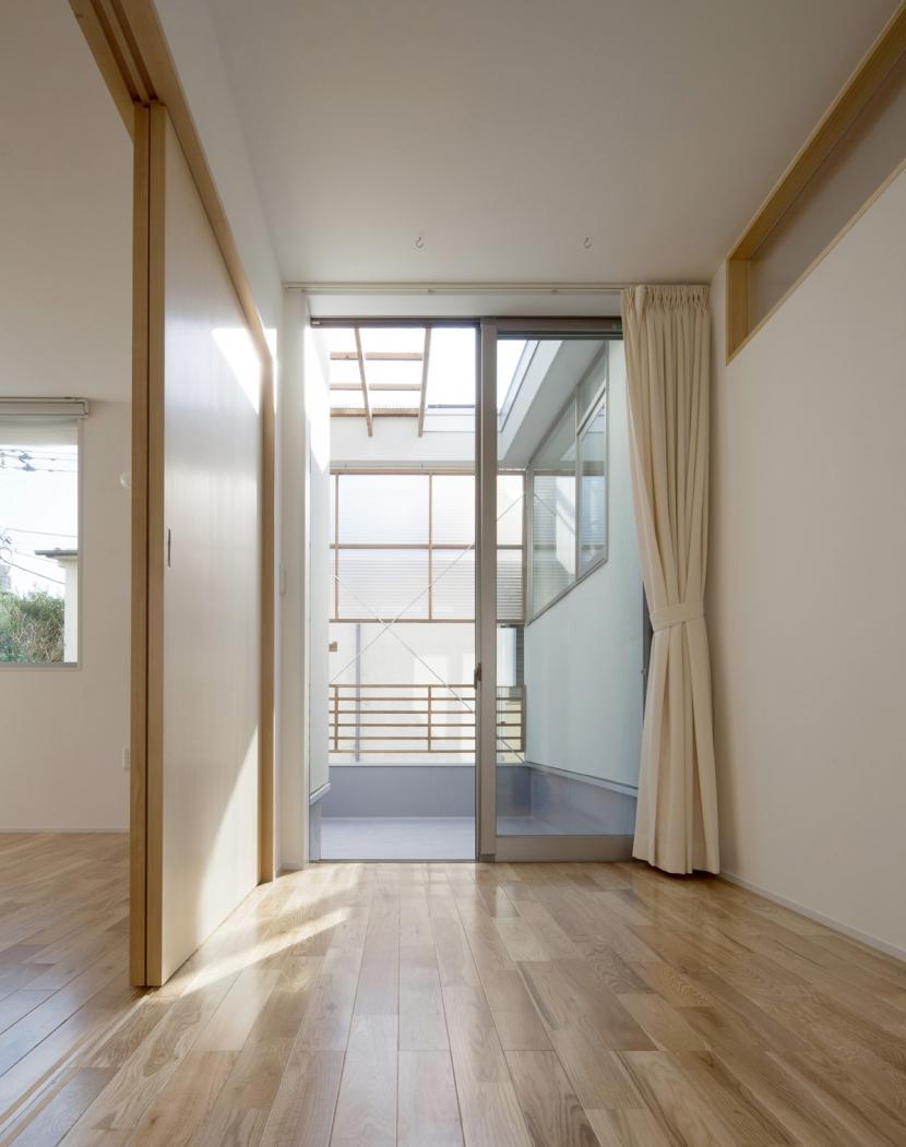 善福寺の2世帯住宅/Yoさんの家の部屋 ホール