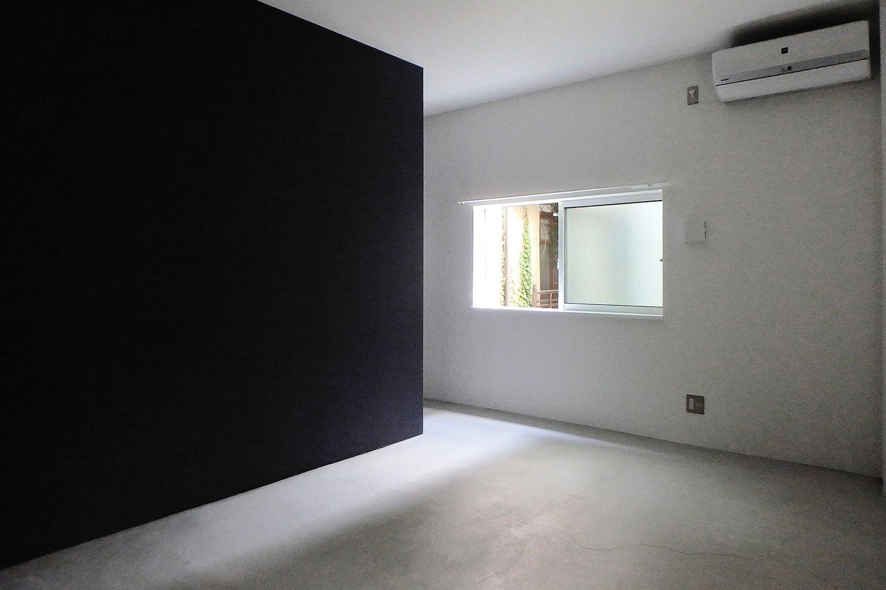 ベッドルーム事例:ゲストハウス宿泊室(Kururi|倉庫・工場をコンバージョンしたゲストハウス・シェアハウス【奈良市】)
