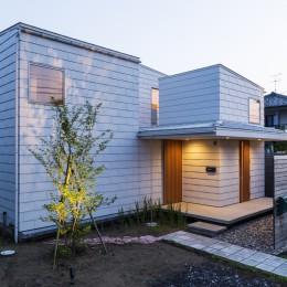 on house (外観)
