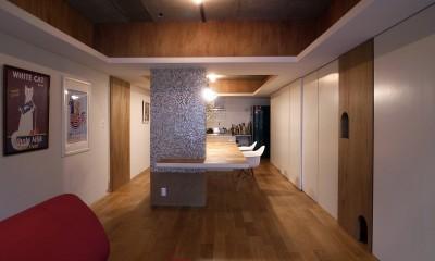 f house (LDK)