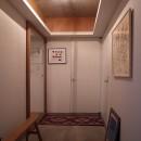 f houseの写真 玄関