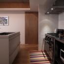 f houseの写真 キッチン
