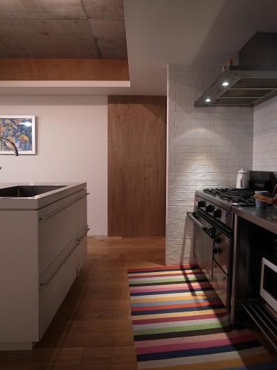キッチン (f house)