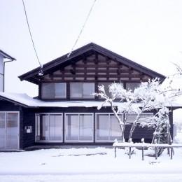 湯沢の住宅