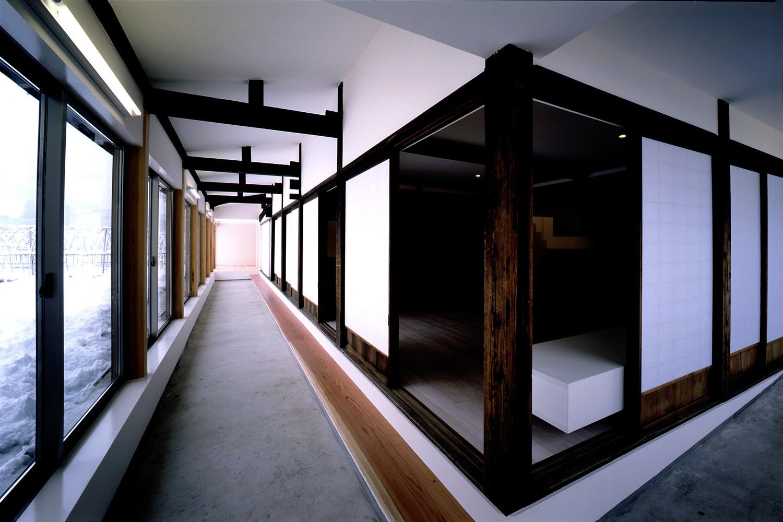 その他事例:回廊(湯沢の住宅)