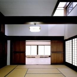 湯沢の住宅 (共用スペース)