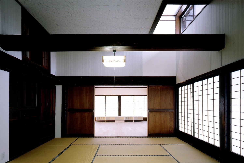 その他事例:共用スペース(湯沢の住宅)