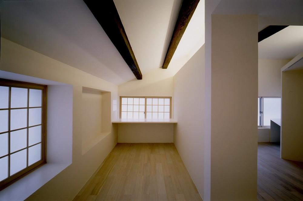 湯沢の住宅 (2階子供部屋)
